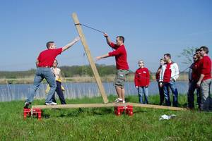 teambuilding events outdoor