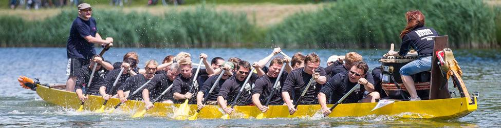 drachenboot events als teambuilding